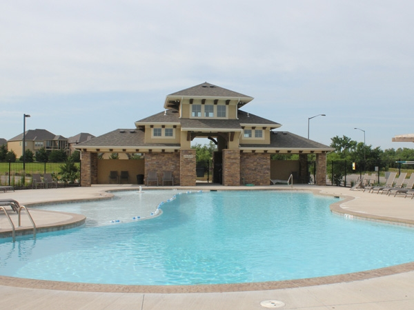 Canyon Creek Pool. Homes from $245K - $900K.