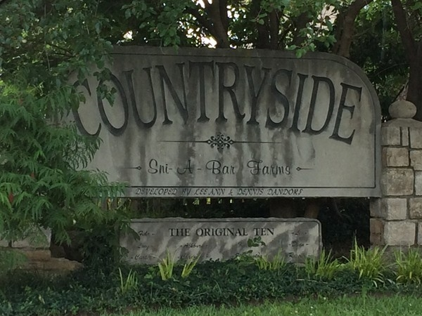 Countryside Subdivision