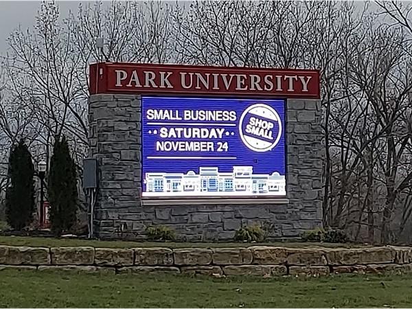 Visit our downtown Parkville merchants