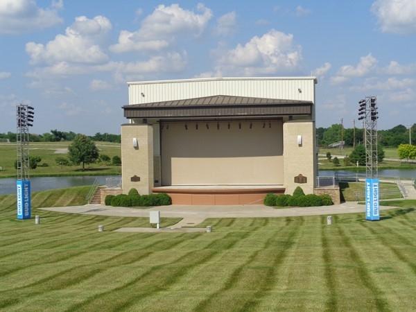Kearney Amphitheater in Kearney