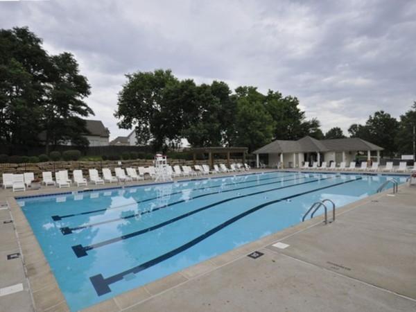 Neighborhood Pool at Carriage HIll Estates