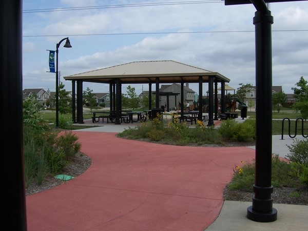 Hampton Park - right inside South Hampton neighborhood community