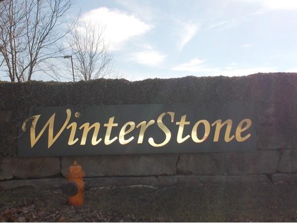 Tee time....WinterStone Golf Club