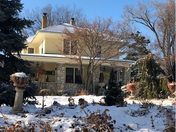 Bright, fun and lovely historic homes in one of my favorite neighborhoods