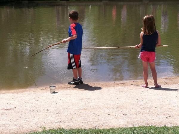 Plenty of great fishing holes in Louisburg