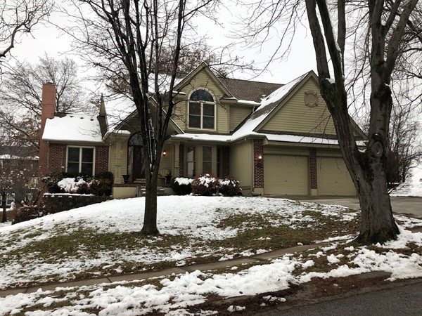 Fabulous home in Embassy Park off Barry Road behind HyVee