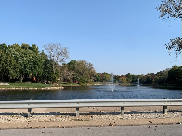 Get enjoyment from living by the lake in this subdivision