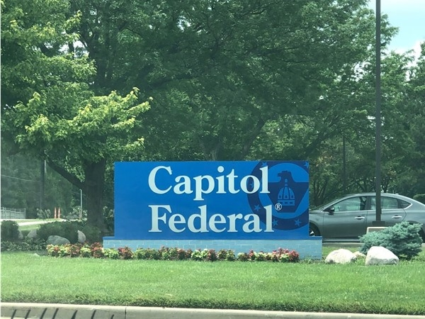 Capital Federal Savings Bank is within walking distance from Cayot's Corner