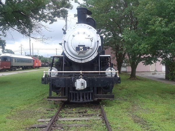 If you like trains make sure you go to Train Park in Belton