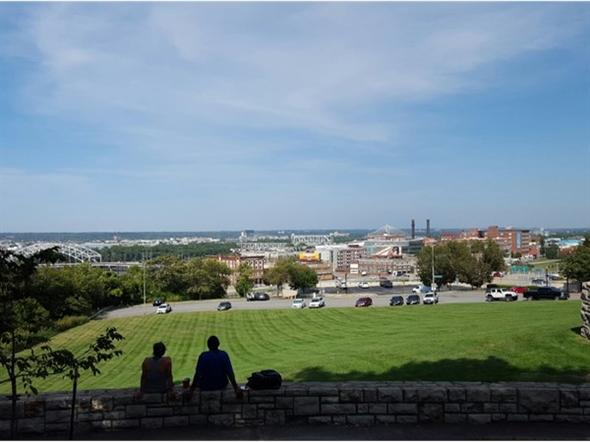 A beautiful view of Downtown Kansas City