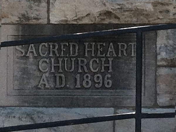 Sacred Heart Church A.D. 1896