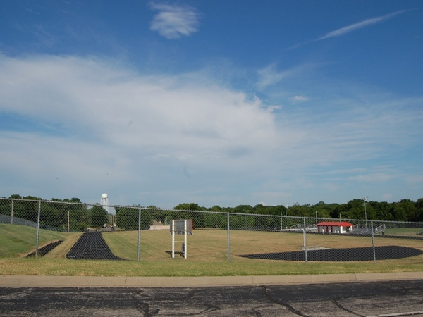 Lansing Middle School Track - serves Angel Falls/The Meadows/Adams Acres/The Maples