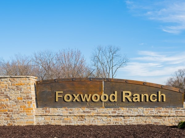 Foxwood Ranch, Spring Hill KS - Fall 2019