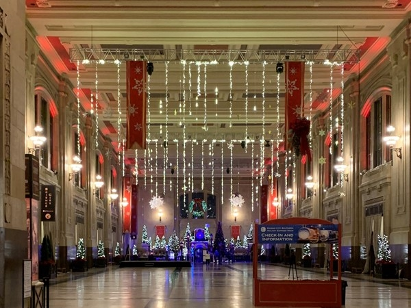 Union Station December 2019