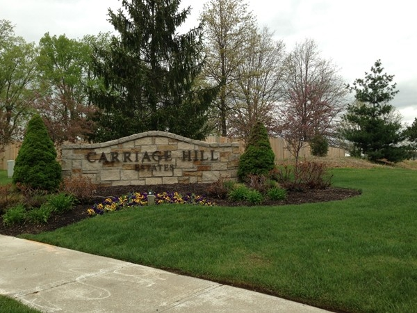 Carriage Hill Estates in the Kansas City Northland