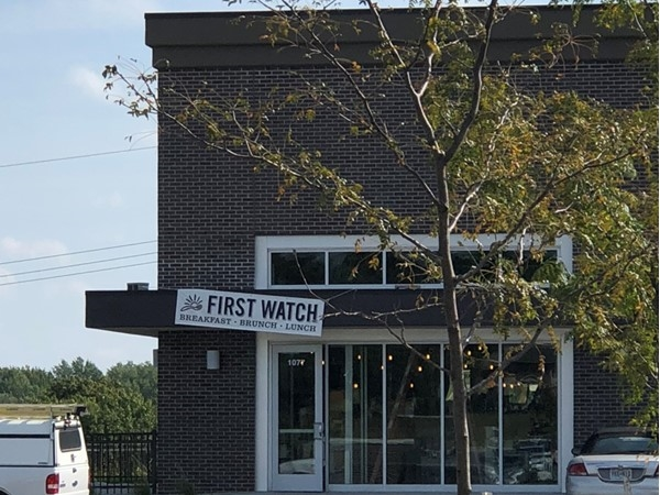 First Watch is coming soon to the south end of Blue Springs