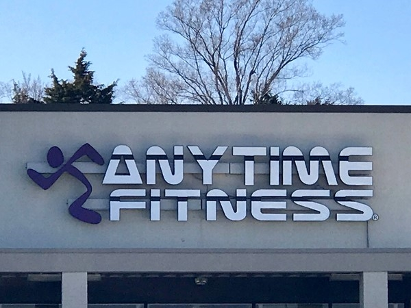 Anytime Fitness, Bonner Springs location
