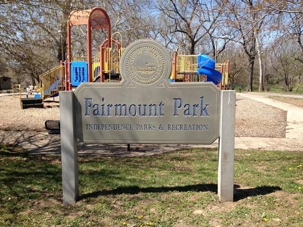 Fairmount Park near Sugar Creek