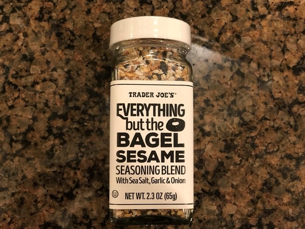 Favorite spice...with our without bagels