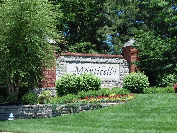 Monticello - Nice Upper Scale Homes - Neighborhood Pool - Parkville Area