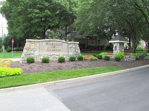 Main entrance at 127th St. and Sherwood