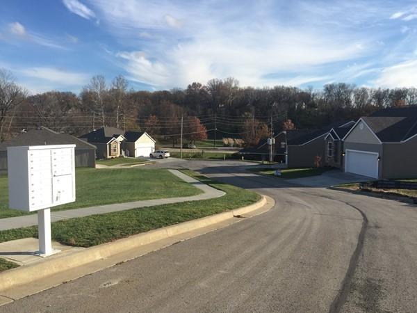 Newest maintenance free subdivision in Liberty