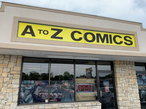 I love this place! Great place to pick up comics and awesome for people to hang out and game