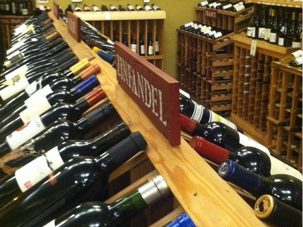 Looking for a last minute holiday gift? Stop by The Red Door wine shop locally owned and operated