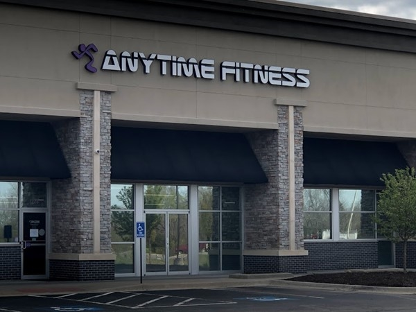Anytime Fitness gym near Ernie Allegra Estates