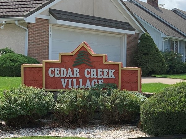 Welcome to Cedar Creek Village in Lee's Summit, Missouri