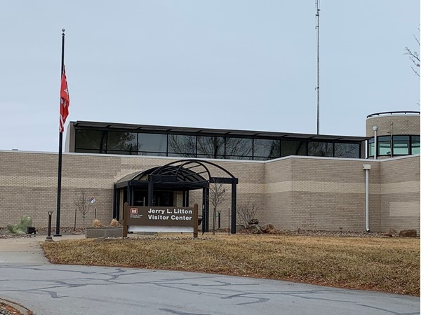 Jerry Litton Center in Smithville by Smithville Lake