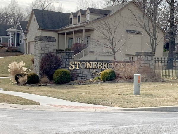 Welcome to Stonebrooke Estates