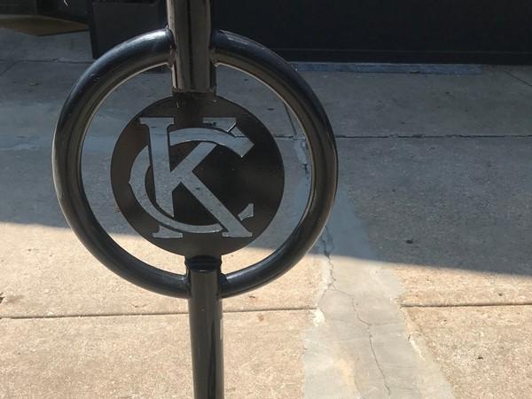 Bike post - KC