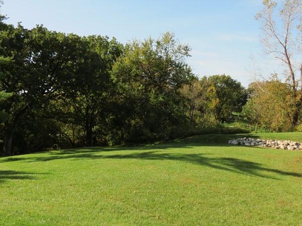 Lovely green space in Oak Tree Meadows