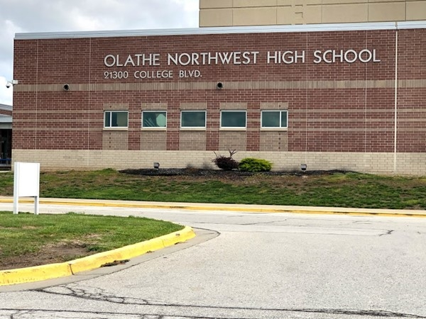 Olathe Northwest High School is nearby