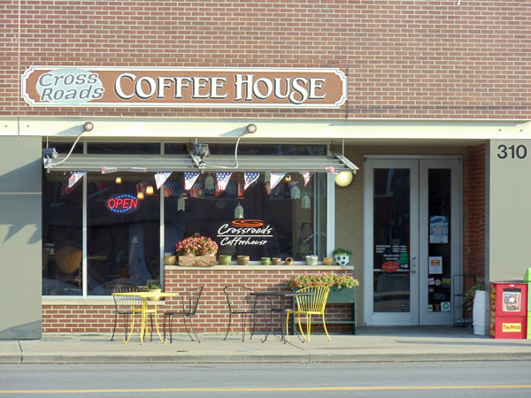 Crossroads Coffee House at Southwest Blvd.