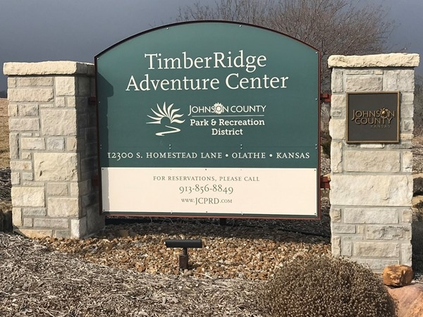 A great place to play! Timber Ridge