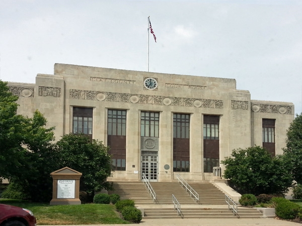 The Courthouse in Liberty Square