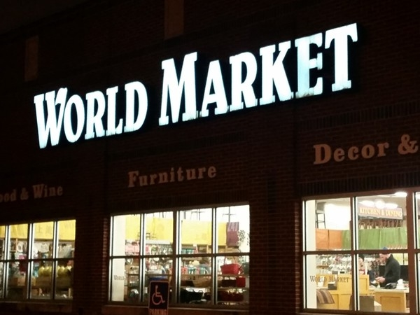 World Market in Westport