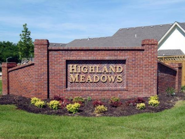 Highland Meadows new phase