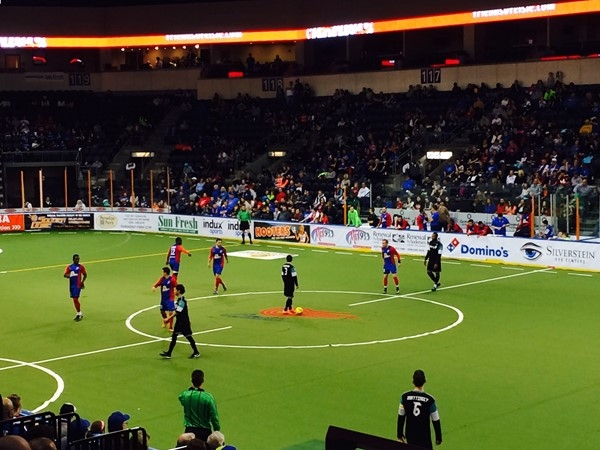 Catch a Comets indoor soccer game at Silverstein Eye Centers Arena