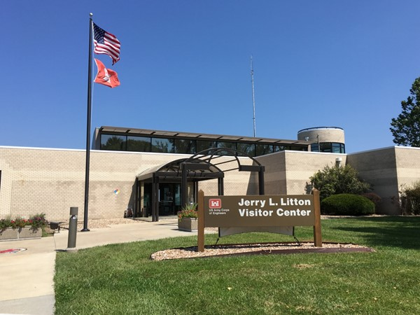 Jerry Litton Visitors Center in Smithville