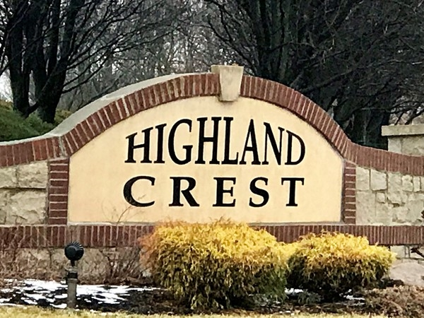 Welcome to Highland Crest