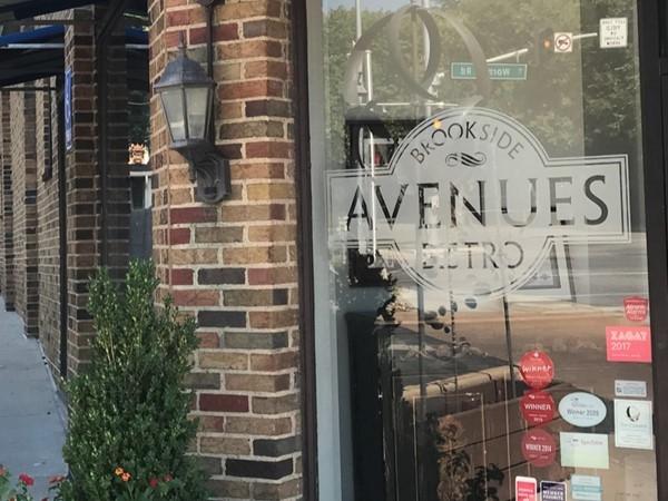 Avenue Foods. Delicious