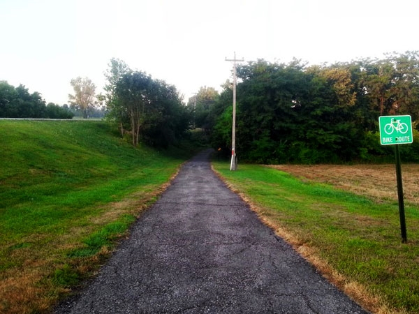 Excelsior Springs Has So Many Walking Trails All Through Town, Parks And Neighborhoods