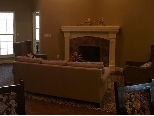 Fox Creek Villas maintenance provided community in Platte City