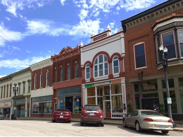 Historic downtown Liberty tops TripAdviser's list of things to do in Liberty