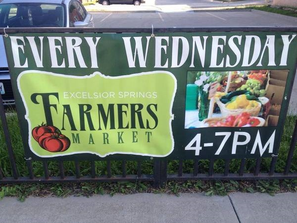 Fresh ORGANIC produce sold by our local farmers every Wednesday when season allows!