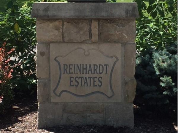 Reinhardt Estates