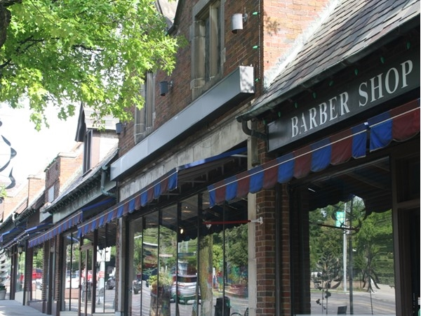 Haircut anyone? Visit The Barber Shop in Brookside